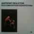 Anthony Braxton, Five Compositions (Quartet) 1986 mp3