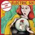 Electric Six, Heartbeats And Brainwaves mp3