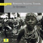 Romano, Sclavis, Texier & Le Querrec, Carnet De Routes