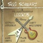 Siggi Schwarz, The Electric Guitar Legends (Feat. Michael Schenker, Geoff Whitehorn, Alex Conti, Frank Diez)