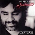 Andrea Bocelli, Sentimento