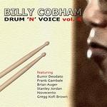 Billy Cobham, Drum 'n' Voice, Vol. 4
