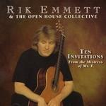 Rik Emmett, Ten Invitations From the Mistress of Mr. E