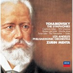 Zubin Mehta & Los Angeles Philharmonic Orchestra, Tchaikovsky: The Symphonies