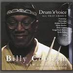 Billy Cobham, Drum 'n' Voice: All That Groove