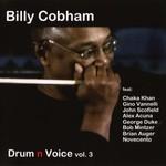 Billy Cobham, Drum n Voice vol. 3