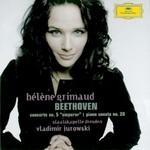 Helene Grimaud, Staatskapelle Dresden, Vladimir Jurowski, Beethoven: Concerto No.5 'Emperor', Piano Sonata No.28