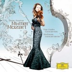 Anne-Sophie Mutter, Mozart: The Violin Concertos; Sinfonia concertante (with London Philharmonic Orchestra)