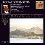 Leonard Bernstein, Tchaikovsky:  Concerto for Violin and Orchestra & Serenade for Strings