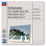 Samuel Rhodes, Schumann: The Complete Piano Trios / Piano Quartet, Op. 47 / Piano Quintet, Op. 44
