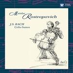 Mstislav Rostropovich, Bach: Cello Suites