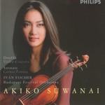 Akiko Suwanai, Dvorak - Violin Concerto + Sarasate - Carmen Fantasy