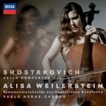Alisa Weilerstein, Shostakovich: Cello Concertos 1 + 2
