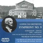 Wilhelm Furtwangler, Ludwig Van Beethoven: Symphony No. 9 (Live At Bayreuth Festival July 1951)