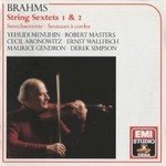 Yehudi Menuhin, Brahms - String Sextets Nos. 1 & 2