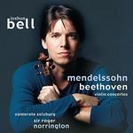 Joshua Bell, Mendelssohn: Violin Concerto, Op. 64 / Beethoven: Violin Concerto, Op. 61