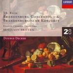 English Chamber Orchestra & Benjamin Britten, J. S. Bach: Brandenburg Concertos