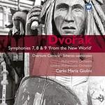 Carlo Maria Giulini, Dvorak: Symphonies 7, 8 & 9 'From the New World', Overture Carnaval, Scherzo Capriccioso