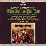 Karl Richter, J.S. Bach - Matthaus-Passion, BWV 244