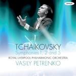 Vasily Petrenko, Tchaikovsky - Symphonies Nos. 1, 2 and 5