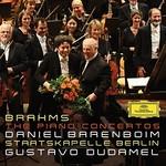 Daniel Barenboim, Brahms: The Piano Concertos (Staatskapelle Berlin, Gustavo Dudamel)