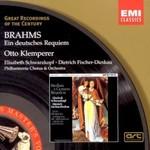 Otto Klemperer, Brahms: Ein deutsches Requiem