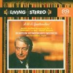 Boston Symphony Orchestra, Charles Munch, Berj Zamkochia, Saint-Saens: Symphony no. 3 / Debussy: La Mer / Ibert: Escales