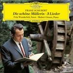 Fritz Wunderlich, Hubert Giesen, Franz Schubert: Die schone Mullerin / 3 Lieder