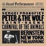 Leonard Bernstein, Prokofiev: Peter & The Wolf / Saint-Saens: Carnival of the Animals