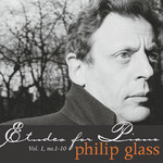 Philip Glass, Etudes for Piano, Vol. I, no. 1-10
