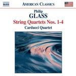 Carducci Quartet, Philip Glass: String Quartets Nos. 1-4