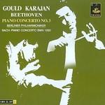 Glenn Gould, Herbert von Karajan, Berliner Philharmoniker, Beethoven: Piano Concerto No.3 & Bach: Piano Concerto BWV 1052