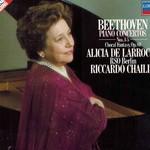 Alicia de Larrocha, Riccardo Chailly, Beethoven: Piano Concertos 1-5, Choral Fantasy