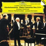 Krystian Zimerman, Wiener Philharmoniker, Leonard Bernstein, Beethoven: Piano Concertos No.3 Op.37 & No.4 Op.58