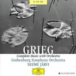 Neeme Jarvi, Gothengurg Symphony Orchestra, Grieg: Complete Music with Orchestra