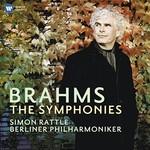 Simon Rattle, Berliner Philharmoniker, Brahms: The Symphonies