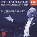 Sergeu Celibidache, Munchner Philharmoniker, Rimsky-Korsakov: Scheherazade