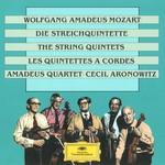 Cecil Aronowitz & Amadeus Quartet, Mozart: The String Quintets