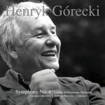 London Philharmonic Orchestra, Henryk Gorecki: Symphony No. 4 (Tansman Episodes)
