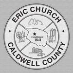 Eric Church, Caldwell County