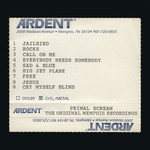 Primal Scream, Give Out But Don't Give Up: The Original Memphis Recordings