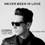 Cobra Starship, Never Been In Love (feat. Icona Pop)