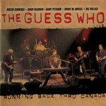 The Guess Who, Running Back Thru Canada