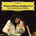 Boston Symphony Orchestra, Seiji Ozawa, Brahms: Symphony No.1 In C Minor, Op.68