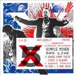 Simple Minds, 5X5 Live