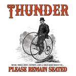 Thunder, Please Remain Seated
