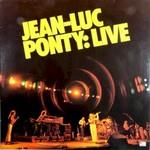 Jean-Luc Ponty, Live