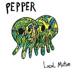 Pepper, Local Motion