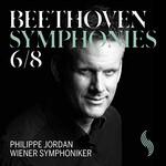 Philippe Jordan, Wiener Symphoniker, Beethoven: Symphonies 6/8