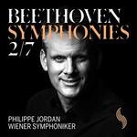 Philippe Jordan, Wiener Symphoniker, Beethoven: Symphonies 2/7